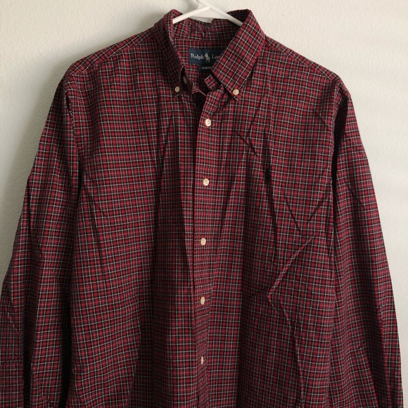 Polo by Ralph Lauren Other - Polo Ralph Lauren Plaid Button up